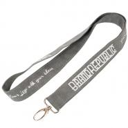 Like deerskin Leather Lanyard