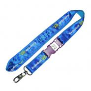 USB Satin Lanyard